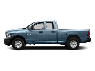 Robin Egg Blue 2017 Ram Truck 1500 Pictures 1500 Quad Cab Tradesman 2WD photos side view