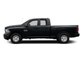 Maximum Steel Metallic Clearcoat 2017 Ram Truck 1500 Pictures 1500 Quad Cab Express 2WD photos side view