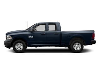 True Blue Pearlcoat 2017 Ram Truck 1500 Pictures 1500 Quad Cab Express 2WD photos side view