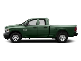 Timberline Green Pearlcoat 2017 Ram Truck 1500 Pictures 1500 Quad Cab Express 2WD photos side view
