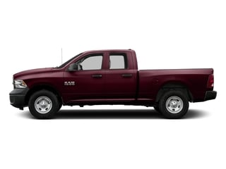 Delmonico Red Pearlcoat 2017 Ram Truck 1500 Pictures 1500 Express 4x2 Quad Cab 6'4 Box photos side view