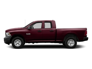 Delmonico Red Pearlcoat 2017 Ram Truck 1500 Pictures 1500 Quad Cab Tradesman 2WD photos side view