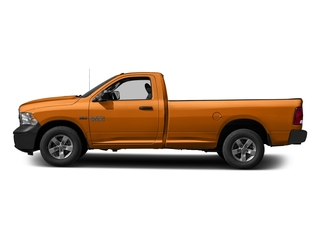 Omaha Orange 2017 Ram Truck 1500 Pictures 1500 Regular Cab Bighorn/Lone Star 4WD photos side view
