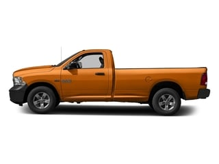 Omaha Orange 2017 Ram Truck 1500 Pictures 1500 Lone Star 4x2 Regular Cab 6'4 Box photos side view
