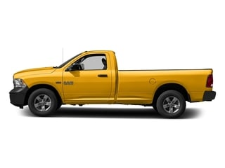 Construction Yellow 2017 Ram Truck 1500 Pictures 1500 Regular Cab Bighorn/Lone Star 4WD photos side view