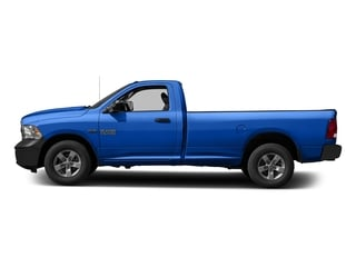 Holland Blue 2017 Ram Truck 1500 Pictures 1500 Regular Cab Bighorn/Lone Star 2WD photos side view