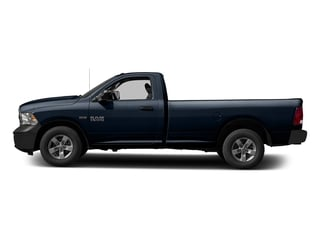 True Blue Pearlcoat 2017 Ram Truck 1500 Pictures 1500 Regular Cab Bighorn/Lone Star 2WD photos side view