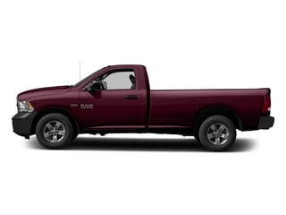 Delmonico Red Pearlcoat 2017 Ram Truck 1500 Pictures 1500 Regular Cab Bighorn/Lone Star 4WD photos side view
