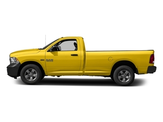 Detonator Yellow Clearcoat 2017 Ram Truck 1500 Pictures 1500 Regular Cab Bighorn/Lone Star 2WD photos side view