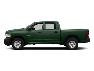 Timberline Green Pearlcoat 2017 Ram Truck 1500 Pictures 1500 Tradesman 4x4 Crew Cab 5'7 Box photos side view