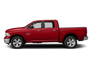 Bright Red 2017 Ram Truck 1500 Pictures 1500 Lone Star 4x4 Crew Cab 5'7 Box photos side view