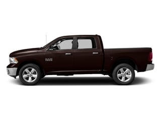 Dark Brown 2017 Ram Truck 1500 Pictures 1500 Lone Star 4x4 Crew Cab 5'7 Box photos side view