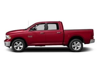 Agriculture Red 2017 Ram Truck 1500 Pictures 1500 Big Horn 4x2 Crew Cab 6'4 Box photos side view