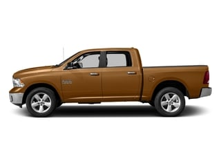 Power Tan 2017 Ram Truck 1500 Pictures 1500 Big Horn 4x2 Crew Cab 6'4 Box photos side view