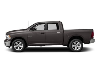 Granite Crystal Metallic Clearcoat 2017 Ram Truck 1500 Pictures 1500 Lone Star 4x4 Crew Cab 5'7 Box photos side view