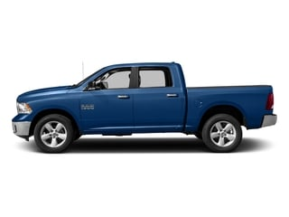 Blue Streak Pearlcoat 2017 Ram Truck 1500 Pictures 1500 Lone Star 4x4 Crew Cab 5'7 Box photos side view