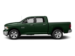 Timberline Green Pearlcoat 2017 Ram Truck 1500 Pictures 1500 Crew Cab SLT 4WD photos side view