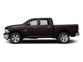 Luxury Brown Pearlcoat 2017 Ram Truck 1500 Pictures 1500 Lone Star Silver 4x2 Crew Cab 5'7 Box photos side view