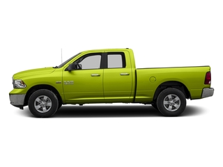 National Safety Yellow 2017 Ram Truck 1500 Pictures 1500 Quad Cab SLT 2WD photos side view
