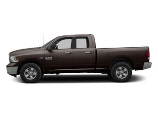 Luxury Brown Pearlcoat 2017 Ram Truck 1500 Pictures 1500 Quad Cab Bighorn/Lone Star 2WD photos side view