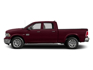 Delmonico Red Pearlcoat 2017 Ram Truck 1500 Pictures 1500 Longhorn 4x4 Crew Cab 6'4 Box photos side view