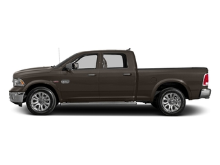 Stout Brown 2017 Ram Truck 1500 Pictures 1500 Limited 4x4 Crew Cab 6'4 Box photos side view