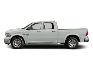 Bright White Clearcoat 2017 Ram Truck 1500 Pictures 1500 Longhorn 4x4 Crew Cab 6'4 Box photos side view