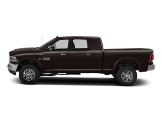 Luxury Brown Pearlcoat 2017 Ram Truck 2500 Pictures 2500 Mega Cab Laramie 4WD photos side view