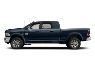True Blue Pearlcoat 2017 Ram Truck 2500 Pictures 2500 Mega Cab Limited 2WD photos side view