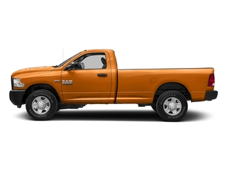 Omaha Orange 2017 Ram Truck 2500 Pictures 2500 SLT 4x4 Reg Cab 8' Box photos side view