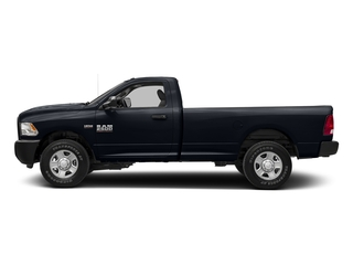 Midnight Blue Pearlcoat 2017 Ram Truck 2500 Pictures 2500 Regular Cab SLT 2WD photos side view