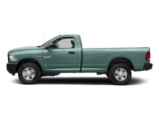 Light Green 2017 Ram Truck 2500 Pictures 2500 SLT 4x4 Reg Cab 8' Box photos side view