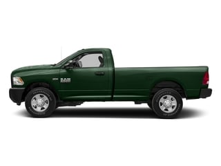 Timberline Green Pearlcoat 2017 Ram Truck 2500 Pictures 2500 Regular Cab SLT 2WD photos side view