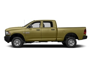 Light Cream 2017 Ram Truck 2500 Pictures 2500 Crew Power Wagon Tradesman 4WD photos side view