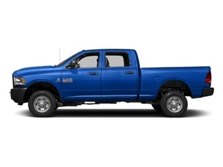 Holland Blue 2017 Ram Truck 2500 Pictures 2500 Crew Cab Tradesman 2WD photos side view
