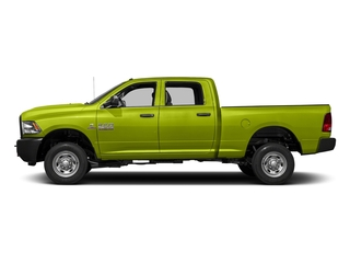 National Safety Yellow 2017 Ram Truck 2500 Pictures 2500 Crew Power Wagon Tradesman 4WD photos side view