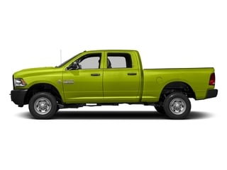 National Safety Yellow 2017 Ram Truck 2500 Pictures 2500 Crew Cab Tradesman 2WD photos side view