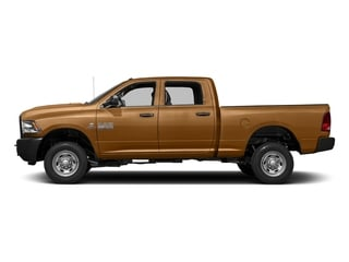 Power Tan 2017 Ram Truck 2500 Pictures 2500 Crew Power Wagon Tradesman 4WD photos side view