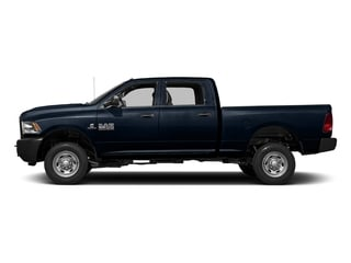 True Blue Pearlcoat 2017 Ram Truck 2500 Pictures 2500 Crew Cab Tradesman 2WD photos side view