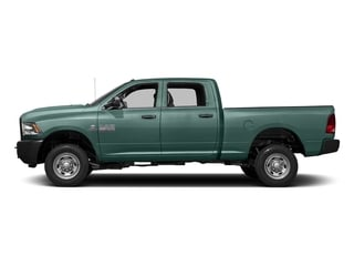 Light Green 2017 Ram Truck 2500 Pictures 2500 Crew Power Wagon Tradesman 4WD photos side view