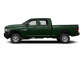 Timberline Green Pearlcoat 2017 Ram Truck 2500 Pictures 2500 Crew Power Wagon Tradesman 4WD photos side view