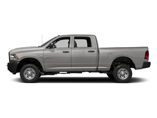 Bright Silver Metallic Clearcoat 2017 Ram Truck 2500 Pictures 2500 Crew Cab Tradesman 2WD photos side view