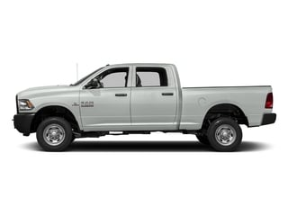 Bright White Clearcoat 2017 Ram Truck 2500 Pictures 2500 Crew Cab Tradesman 2WD photos side view