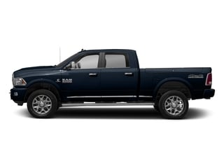 True Blue Pearlcoat 2017 Ram Truck 2500 Pictures 2500 Longhorn 4x4 Crew Cab 8' Box photos side view