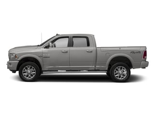 Bright Silver Metallic Clearcoat 2017 Ram Truck 2500 Pictures 2500 Longhorn 4x4 Crew Cab 8' Box photos side view