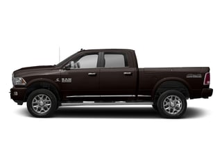 Luxury Brown Pearlcoat 2017 Ram Truck 2500 Pictures 2500 Longhorn 4x4 Crew Cab 8' Box photos side view