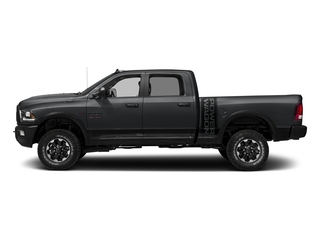 Granite Crystal Metallic Clearcoat 2017 Ram Truck 2500 Pictures 2500 Power Wagon 4x4 Crew Cab 6'4 Box photos side view