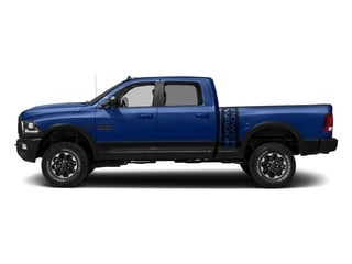 Blue Streak Pearlcoat 2017 Ram Truck 2500 Pictures 2500 Power Wagon 4x4 Crew Cab 6'4 Box photos side view