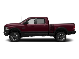 Delmonico Red Pearlcoat 2017 Ram Truck 2500 Pictures 2500 Power Wagon 4x4 Crew Cab 6'4 Box photos side view