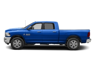 Holland Blue 2017 Ram Truck 2500 Pictures 2500 Crew Cab SLT 2WD photos side view
